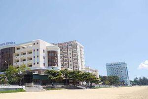 Bình Định đề nghị Bộ Tài Nguyên và Môi trường hỗ trợ di dời khách sạn ven biển