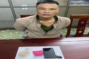 Cựu giáo viên bị bắt vì mua ma túy về sử dụng