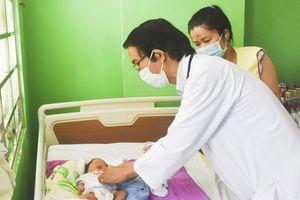 Giảm mạnh số trẻ nhập viện
