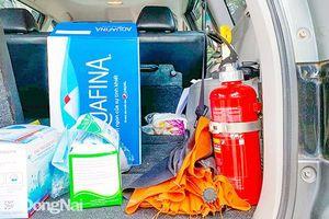 Đề xuất bỏ quy định trang bị bình chữa cháy cho xe ô tô dưới 10 chỗ: Nhiều người đồng tình