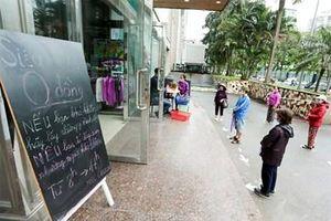 Siêu thị Hạnh phúc 0 đồng giúp người nghèo tại Hà Nội những ngày dịch Covid-19