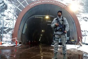 Căn cứ tuyệt mật trên núi của Mỹ chịu được cuộc tấn công hạt nhân