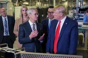 Ông Tim Cook sẽ tư vấn cho tổng thống Trump về kế hoạch mở cửa nền kinh tế Mỹ