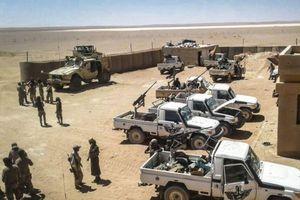 Một số phiến quân được Mỹ hậu thuẫn đầu hàng SAA ở Homs