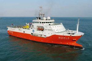 Phân tích pháp lý vụ tàu Trung Quốc vào vùng biển Việt Nam
