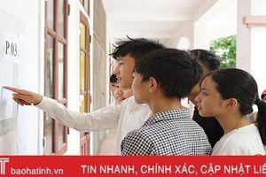 Trường THPT Chuyên Hà Tĩnh dự kiến tuyển 355 chỉ tiêu lớp 10 năm học tới