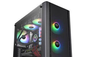 Thermaltake ra mắt thùng máy V250 TG ARGB xịn xò, mức giá phải chăng
