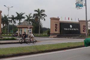 'Đại gia' chơi golf ở Cửa Lò: Chủ tịch tỉnh ra văn bản hỏa tốc