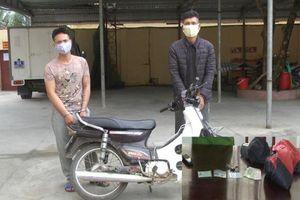 Không có tiền mua túy, hai đối tượng rủ nhau đi cướp tài sản ở Thanh Hóa