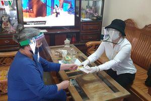 Quảng Ninh bắt đầu chi trả lương hưu, chế độ bảo hiểm tại nhà