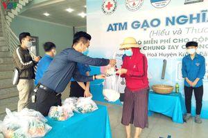 Thêm những 'ATM gạo' tiếp tục lan tỏa tinh thần sẻ chia