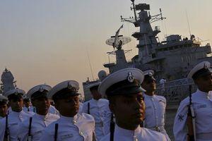 Phong tỏa căn cứ Hải quân Ấn độ vì 20 thủy thủ mắc COVID-19