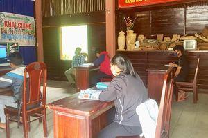 Học sinh miền núi Đà Nẵng vượt khó học từ xa