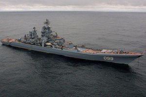 Lộ lý do Nga nhất quyết loại biên hai siêu hạm hạt nhân lớp Kirov