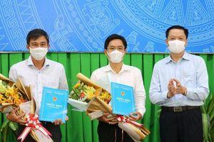 Nhân sự mới Hà Nội, Đà Nẵng, Cần Thơ