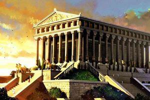Đền Artemis – Bi kịch của một kỳ quan thế giới