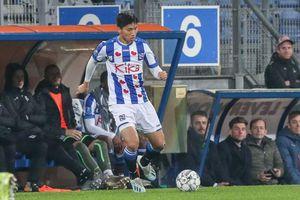 Heerenveen tính mua thêm hậu vệ trái, Văn Hậu cạn dần cơ hội