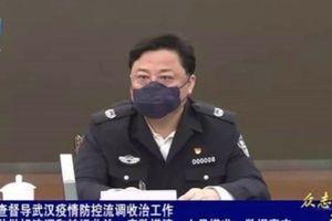 Thứ trưởng Công an Trung Quốc Tôn Lực Quân bị điều tra