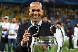 Juventus liên hệ với Zidane để thay thế HLV Sarri