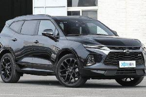 Chevrolet Blazer 2020 từ 863 triệu đồng, 'đấu' Hyundai SantaFe