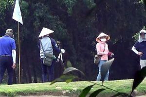 Nghệ An: Sân golf Cửa Lò mở cửa đón khách trong mùa dịch Covid-19 nhưng không bị xử phạt