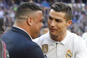 'Cristiano hẳn rất tức giận khi họ nói tôi là Ronaldo duy nhất'