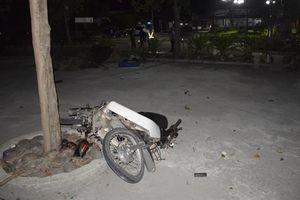 Cái kết bi thảm sau khi trộm xe máy
