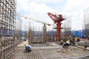 Doanh nghiệp địa ốc, xây dựng liên tục báo tăng trưởng âm