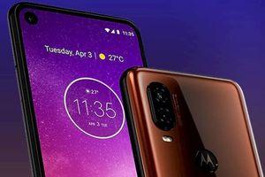 Motorola One Fusion+ lộ thông số cấu hình