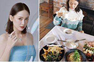 'Đông Phương Bất Bại' Trần Kiều Ân chia sẻ thực đơn ăn kiêng 3 bữa trong 12 ngày, vừa giảm cân lại không sợ bị nhỏ vòng 1