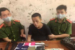 Đối tượng người Lào mang ma túy vào Việt Nam sa lưới
