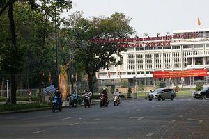 TP Hồ Chí Minh: Kết thúc 22 ngày cách ly xã hội người dân vẫn hạn chế đi lại