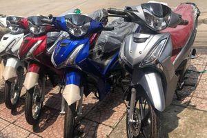 Honda Wave 125i nhập khẩu nguyên chiếc Thái Lan, giá 62 - 65 triệu đồng