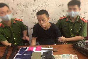 Nghệ An: Bắt đối tượng người Lào buôn bán trái phép ma túy