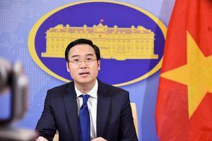 Bộ Ngoại giao bác bỏ báo cáo sai sự thật về tự do báo chí ở Việt Nam
