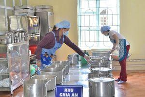 Hướng dẫn bảo đảm an toàn thực phẩm phòng chống dịch COVID-19 với bếp ăn cơ sở giáo dục