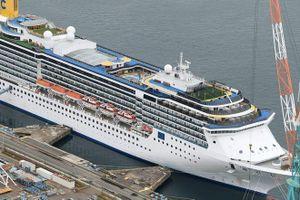 Du thuyền Ý thành ổ dịch COVID-19, Nhật Bản lo lắng