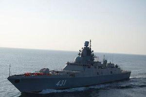 Hải quân Nga sắp nhận siêu chiến hạm 'ông chủ của biển cả'