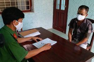 18 tháng tù cho chủ quán cà phê chống người thi hành công vụ