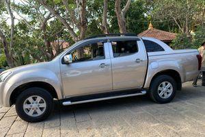 Truy tìm xe ô tô bị mất trộm ở khu biệt thự quận 2, TPHCM