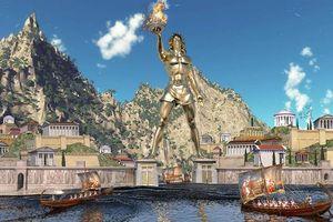 7 kỳ quan thế giới cổ đại hoành tráng thế nào nếu còn tồn tại?