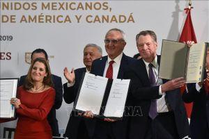 Mỹ thông báo thời gian triển khai Hiệp định USMCA