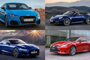 5 mẫu coupe hai cửa có giá bán dưới 10 tỷ đồng tại Việt Nam