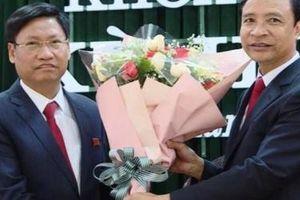 Thành phố Thái Bình có tân Chủ tịch