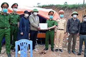 Phòng chống dịch Covid-19 ở xã vùng cao Hà Lâu