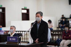Phúc thẩm vụ AVG: Cựu Bộ trưởng Nguyễn Bắc Son bị y án chung thân