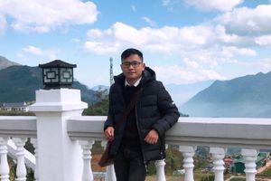 Đỗ Mạnh Dũng đoạt giải Nhất cuộc thi ngành Tuyên giáo tuần thứ năm