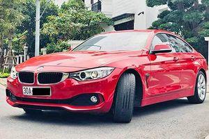 BMW 428i Grand Coupe dùng chán bán 1,2 tỷ ở Hà Nội
