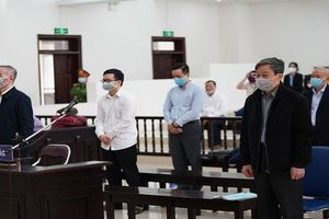 Y án tù chung thân đối với cựu bộ trưởng Nguyễn Bắc Son