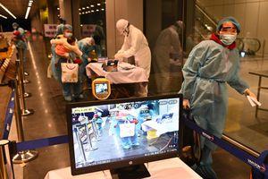 Sân bay Vân Đồn: Quy trình được đảm bảo an toàn chống dịch